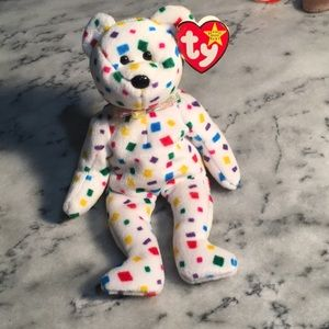 Ty Collectible bear, Ty 2K (4262)